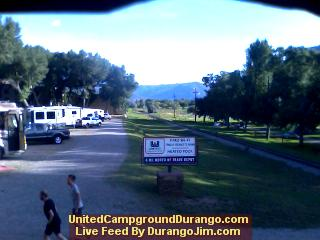 United Campground of Durango, CO